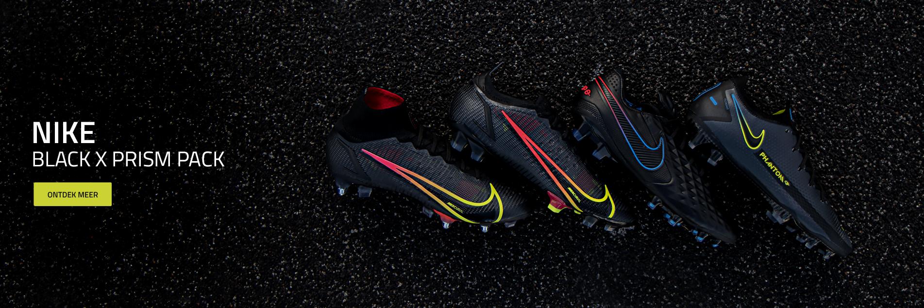 Nike Black X Prism Pack