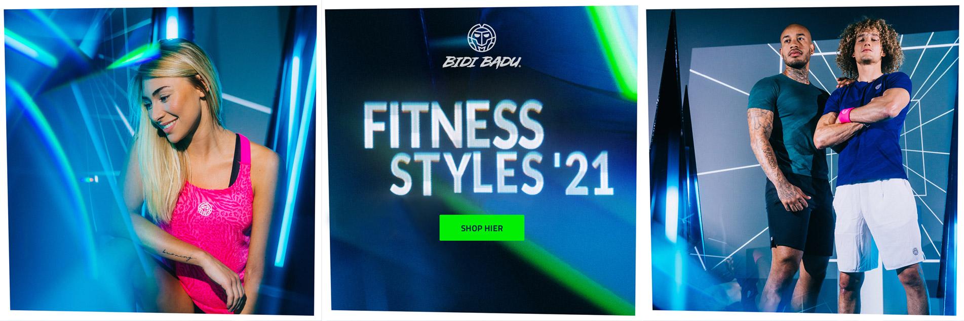Bidi Badu | Fitness Styles''21