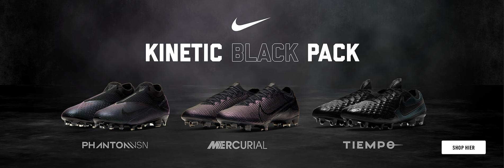 Nike Kinetic Black