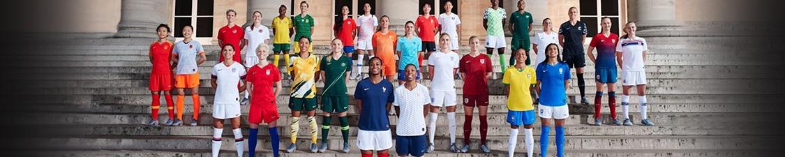 WK 2019 Dames