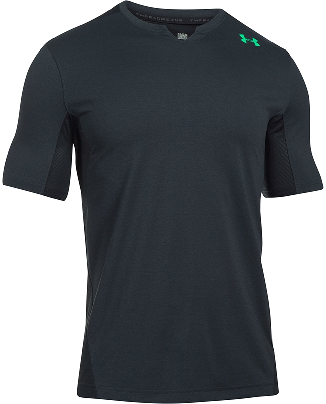 Under Armour Pitch II Threadborne Shortsleeve