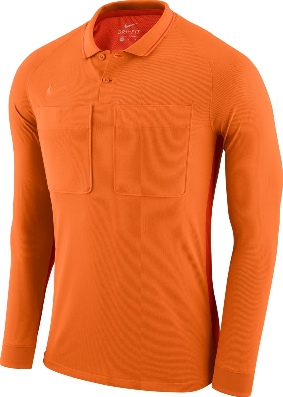 Nike Dry Fit Scheidsrechter Shirt Longsleeve Vindjeschoen.nl