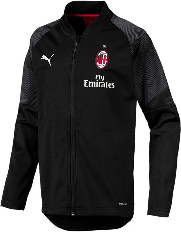 Puma AC Milan Stadium Jacket Kids