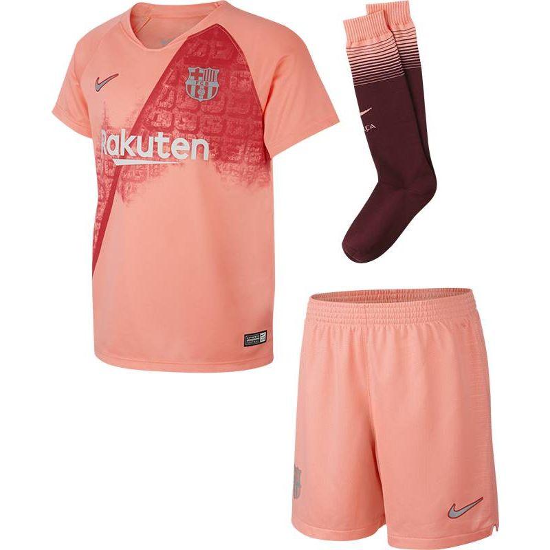 Nike FC Barcelona Tenue Little Kids VoetbalDirect.nl