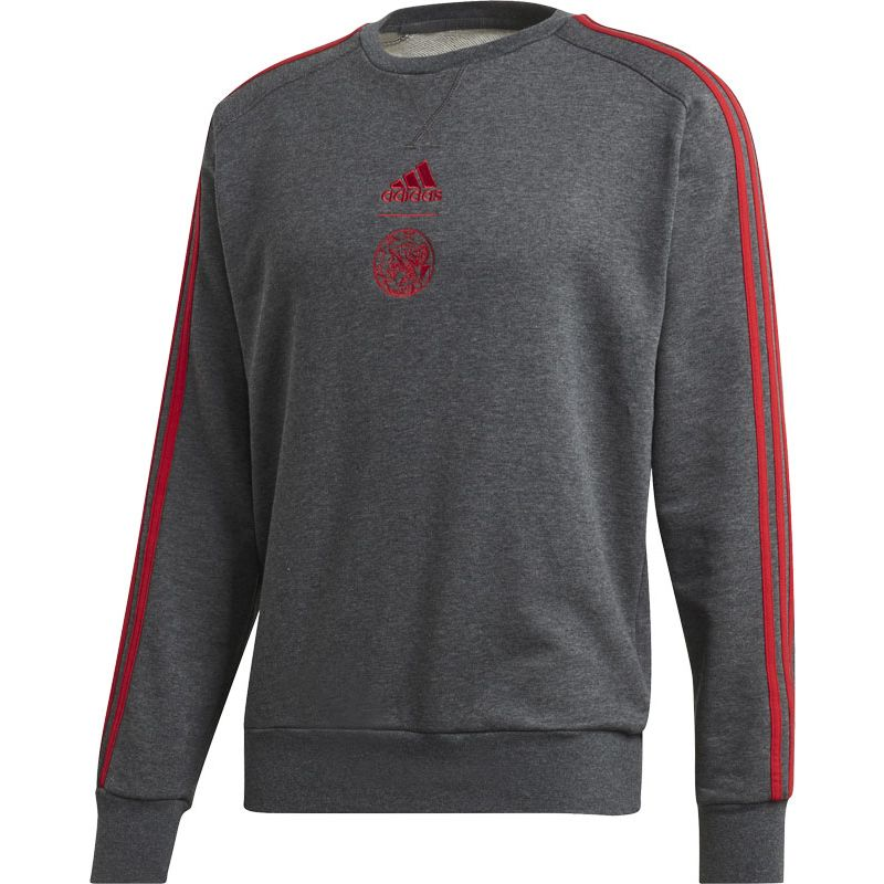 adidas Ajax Sweater 3S Crew VoetbalDirect.nl