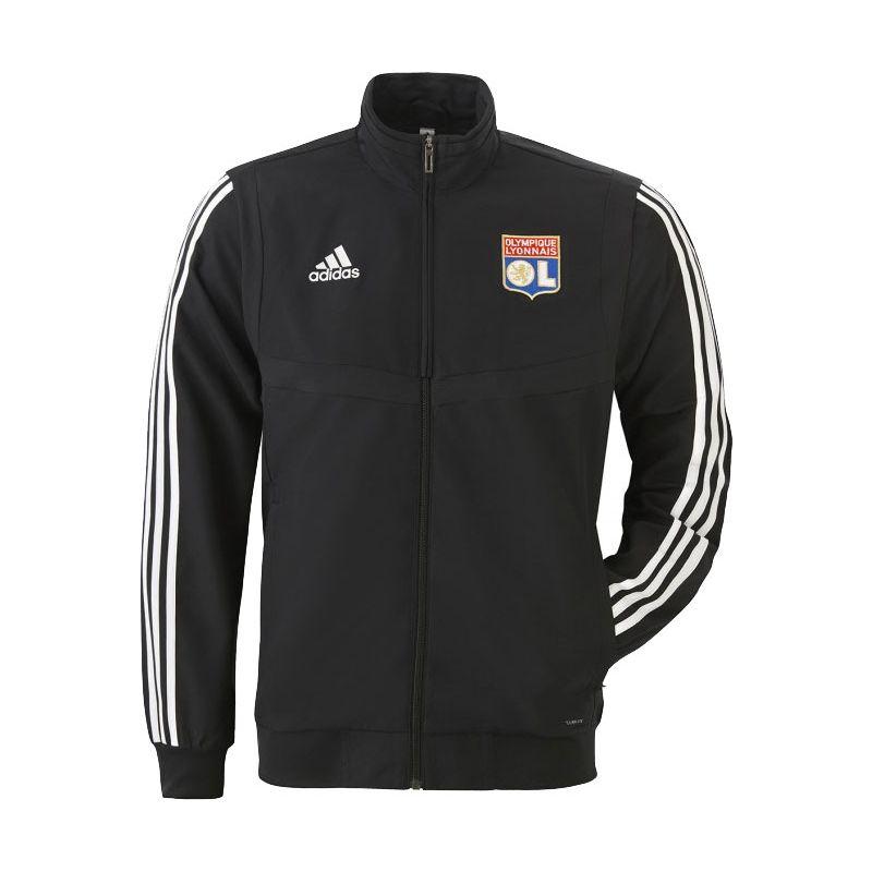 adidas ac milan pre-match jacket