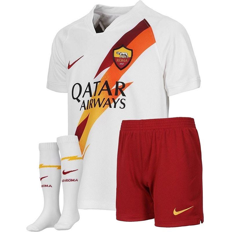 Nike AS Roma Uit Tenue Little Kids VoetbalDirect.nl