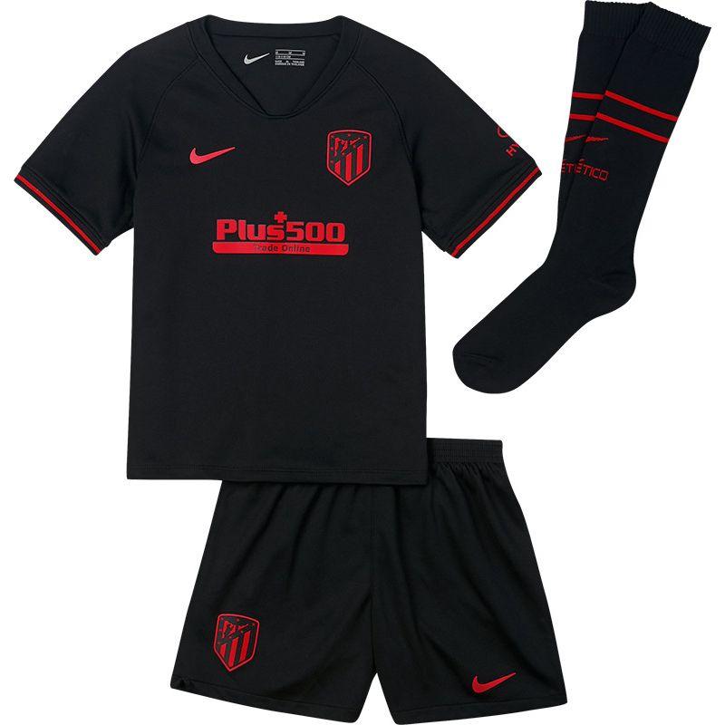 Nike Atletico Madrid Uit Tenue Little Kids VoetbalDirect.nl