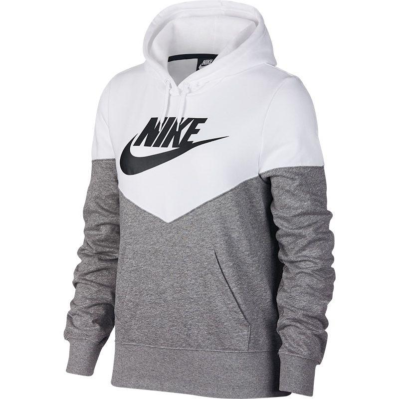 Nike Sportswear Heritage Hoody Dames VoetbalDirect.nl