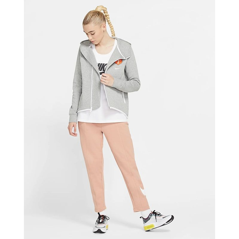Nike Nederland Tech Fleece Hoodie Dames VoetbalDirect.nl