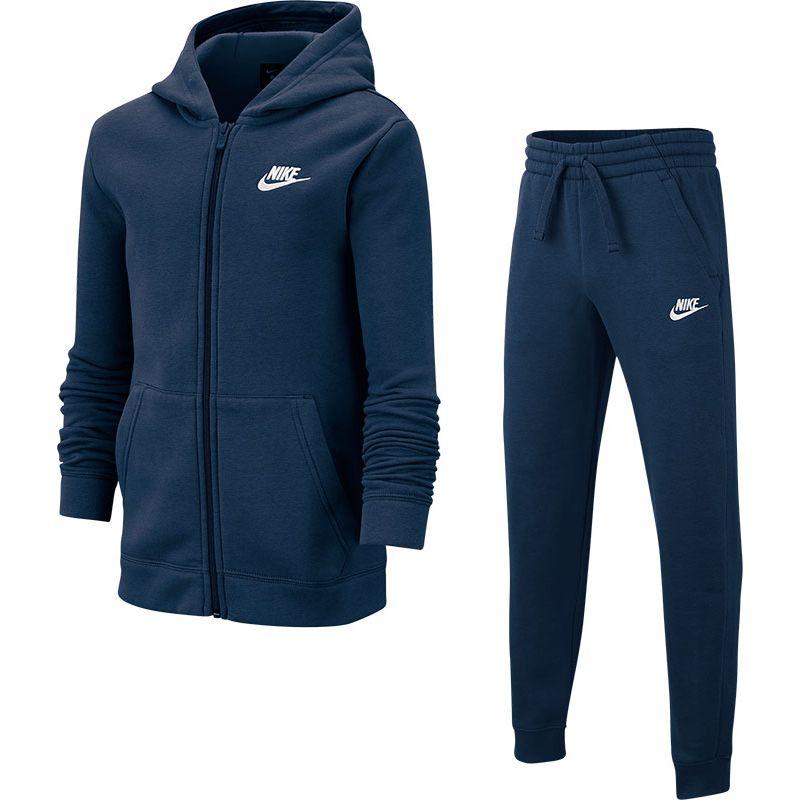 Nike Sportswear Core Trainingspak Kids VoetbalDirect.nl