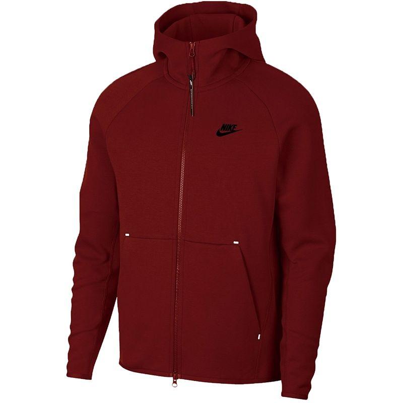 Nike Tech Fleece Full Zip Hoody VoetbalDirect.nl
