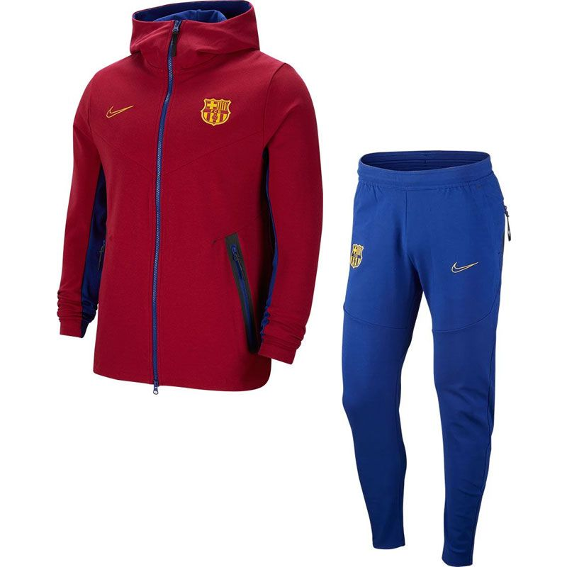 nike fc barcelona tech pack trainingspak voetbaldirect nl nike fc barcelona tech pack trainingspak