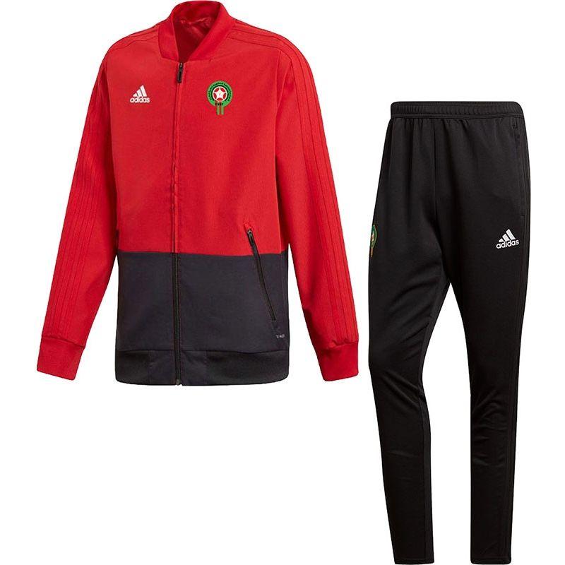 adidas Marokko Pre Match Trainingspak VoetbalDirect.nl