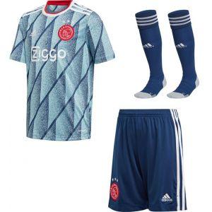 adidas Ajax Uit Tenue Kids