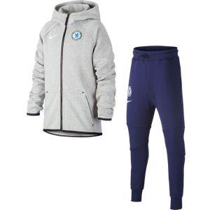 Nike Chelsea Tech Fleece Trainingspak Kids