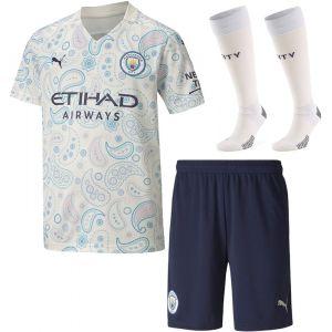 Puma Manchester City 3rd Tenue Kids