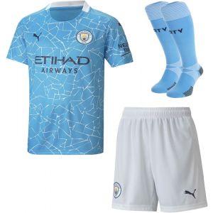 Puma Manchester City Thuis Tenue Kids
