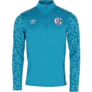 Umbro Schalke 04 Half Zip Drill Top