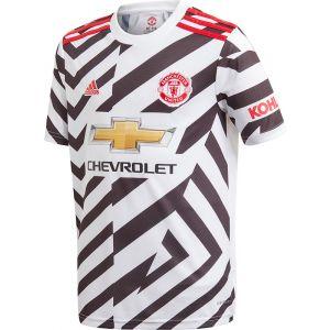 adidas Manchester United 3rd Shirt Kids
