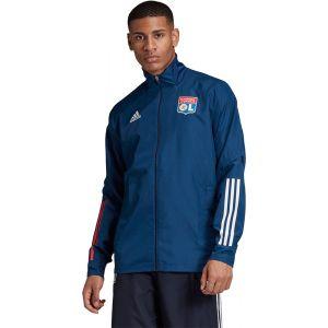 adidas Olympique Lyon Pre-Match Jacket