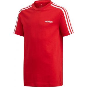 adidas Essentials 3 Stripes Tee Kids