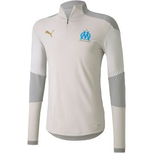 Puma Olympique Marseille 1/4 Zip Drill Top