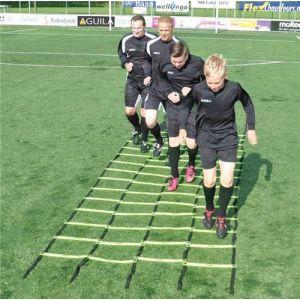 Trainingsladder 4 Baans - 6 Meter - Verstelbaar