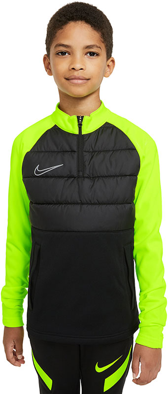 Nike Therma Padded Academy Drill Top Kids