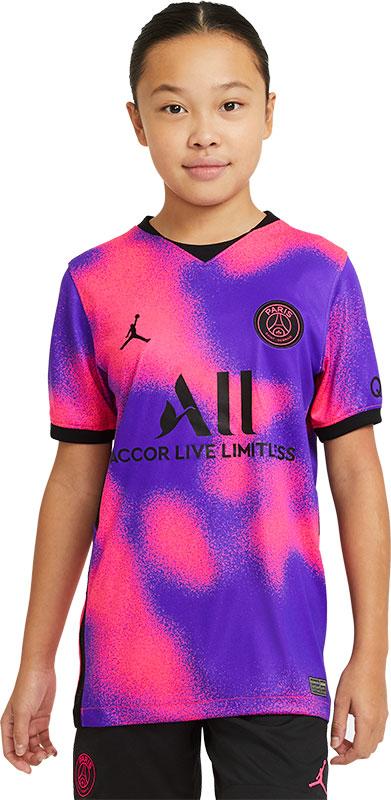 Nike Paris Saint-Germain 4th Shirt Kids