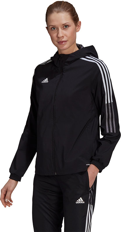 Adidas Performance Tiro 21 voetbaljack zwart online kopen