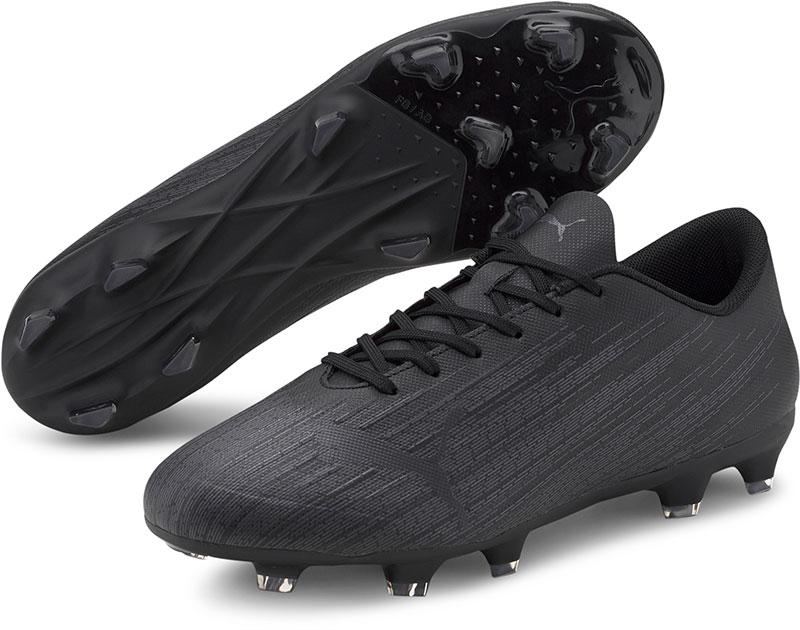 Puma Ultra 4.1 FG/AG Sr. voetbalschoenen zwart online kopen