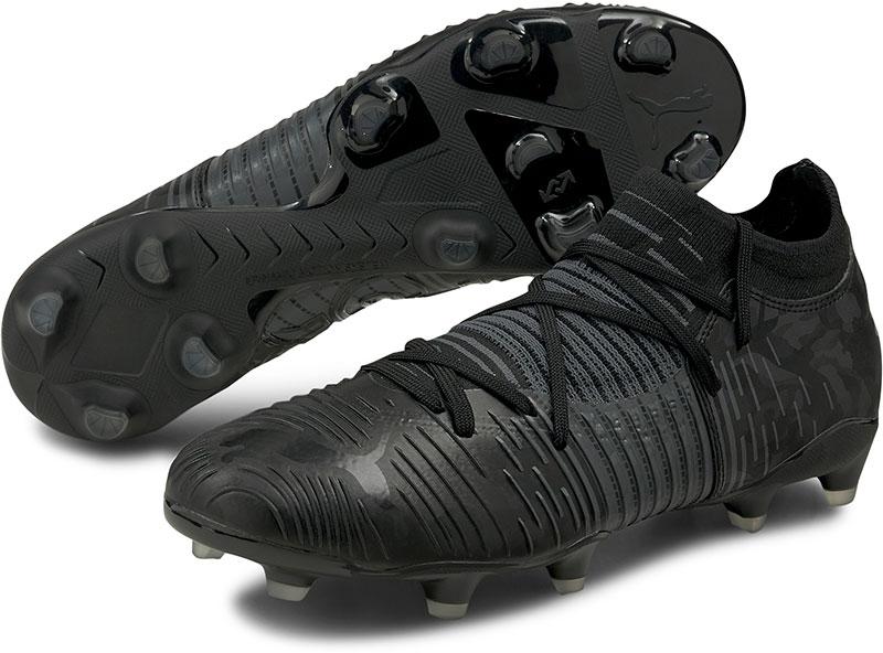 Puma Ultra Z3 .1 FG/AG voetbalschoenen zwart/antraciet online kopen