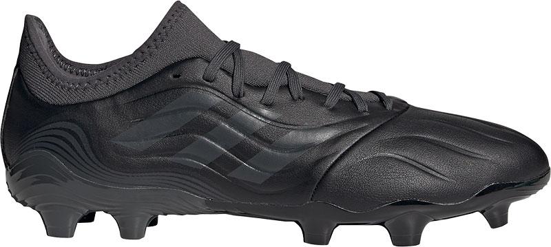 Adidas Performance Copa Sense.3 FG Sr. voetbalschoenen zwart/grijs online kopen