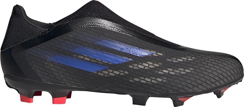 Adidas Performance X Speedflow.3 LL voetbalschoenen zwart/blauw/rood online kopen