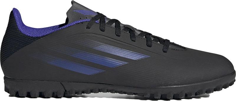 Adidas Performance X Speedflow.4 voetbalschoenen zwart/blauw/geel online kopen