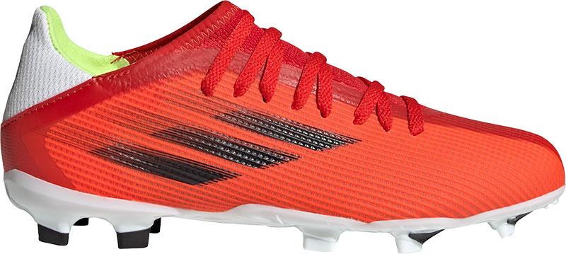 Adidas Kids adidas X Speedflow.3 Gras Voetbalschoenen (FG) Kids Rood Zwart Rood online kopen