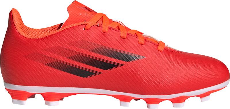 Adidas Kids adidas X Speedflow.4 Gras / Kunstgras Voetbalschoenen (FxG) Kids Rood Zwart Rood online kopen