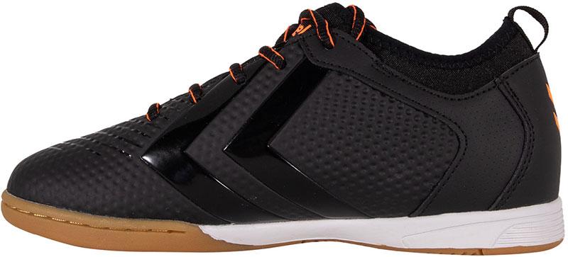 Hummel Zoom JR IN sportschoenen zwart/oranje online kopen