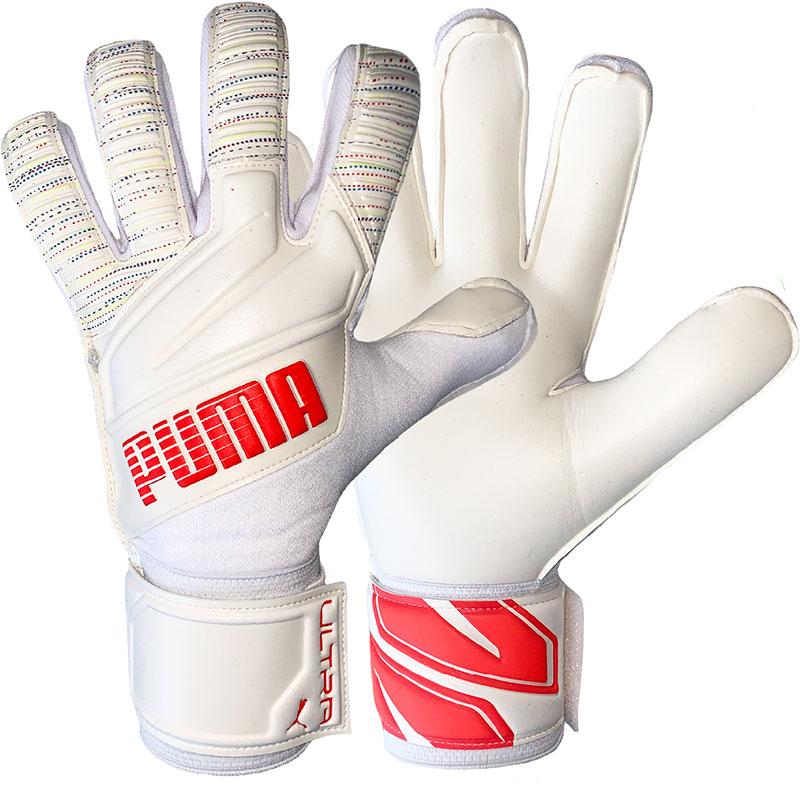 PUMA Keepershandschoenen Ultra Grip 1 RC Spectra Rood/Wit online kopen