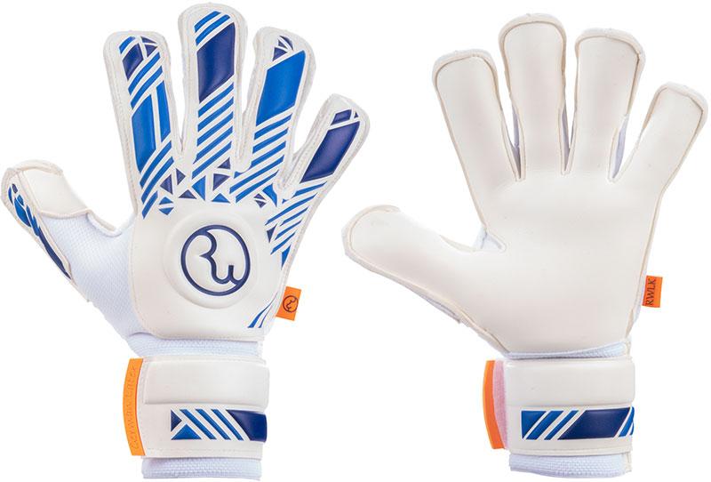 RWLK Clyde Keepershandschoenen Negative Wit Blauw online kopen